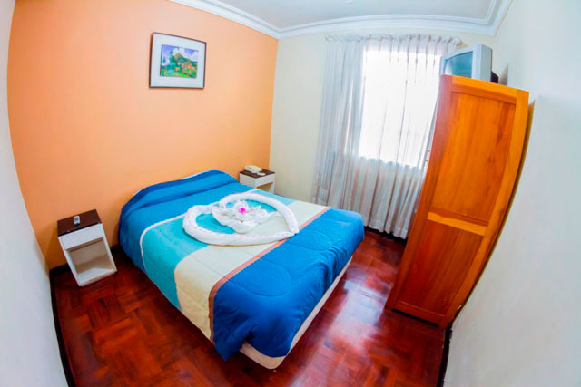 Habitación Simple - Hotel Calicanto